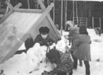 Подготовка к штурму Зимней крепости (моя первая зима)