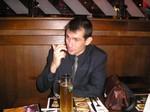 Обложка для альбома: Встреча 24 сентября 2004 года. Москва бар
