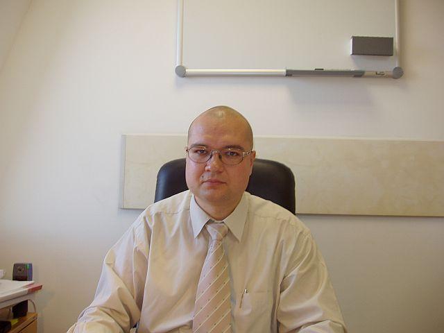 Миша Жечков