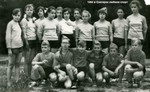 1964 В Снегирях любили спорт