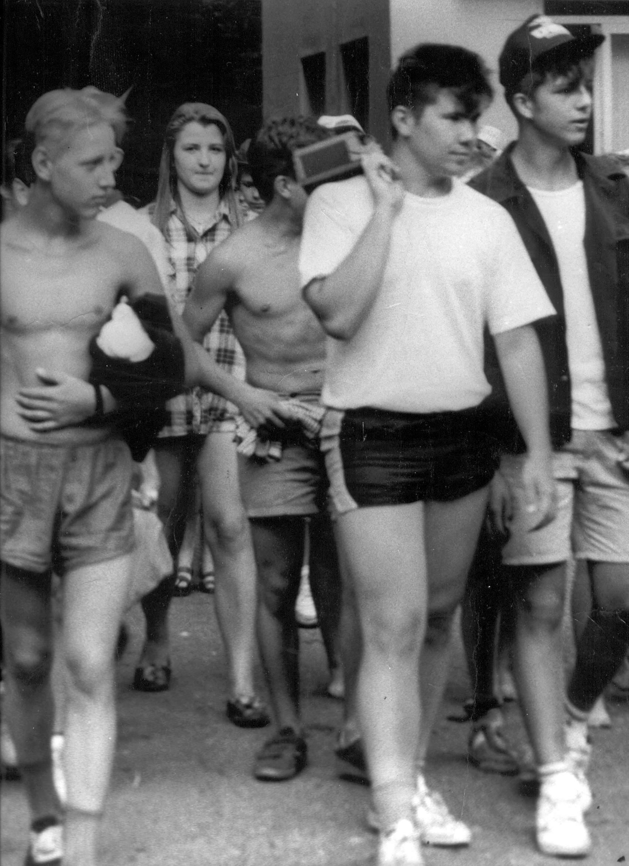 Секс с пионер важатыми 22 фотография